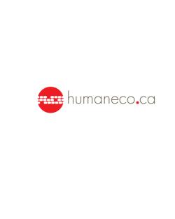 Humaneco.ca