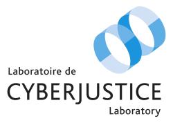 Laboratoire de Cyberjustice