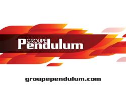 Groupe Pendulum